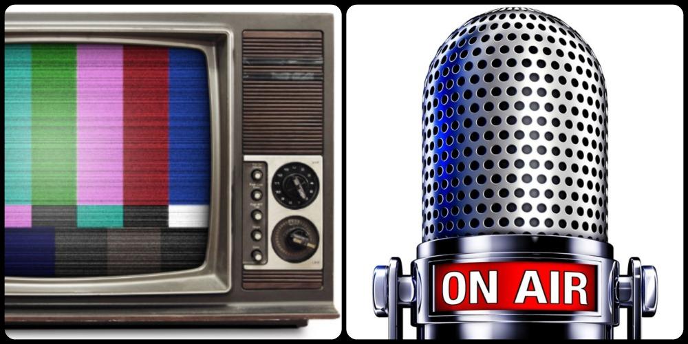 Resultado de imagen para radio vs televisión