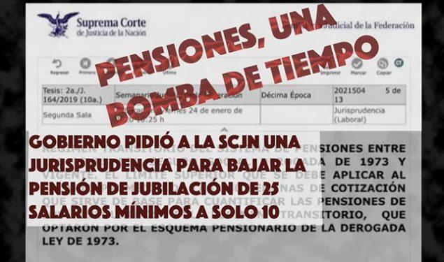 Esquilman a jubilados con pago de pensiones en UMAs
