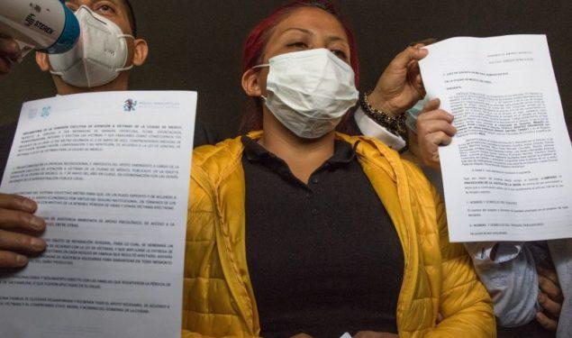 Madre de Brandon acusa: han borrado evidencias; pide que Florencia deje el cargo